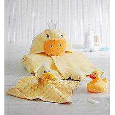 Elegant Baby Ducky Bathtime Gift Set - Chase Business Banking