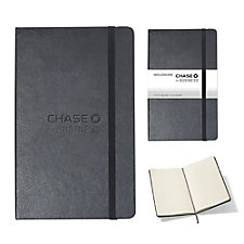Moleskine Hard Cover Notebook - 5 in. x 8.25 in. - CFB