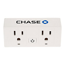 Double Outlet ETL WiFi Smart Plug - Chase