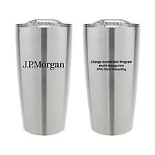 Odin Vacuum Insulated Tumbler - 20 oz. - J.P. Morgan / Wealth Management
