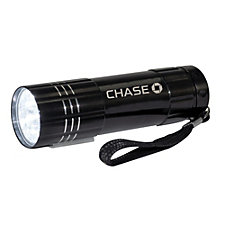 Novenary LED Flashlight - Chase