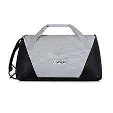 Geometric Sport Bag - J.P. Morgan