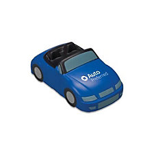 Race Car Stress Reliever - Chase Auto Preferred - Hood Imprint
