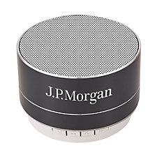 Dorne Aluminum Bluetooth Speaker - J.P. Morgan