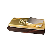 DeBrand Fine Chocolates 12 pc. Truffle and 14 pc. Classic Gift Tower - Chase Business Banking