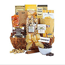 Delightful Decadence Gift Basket - Chase Business Banking