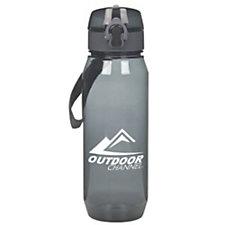 Trekker Tritan Plastic Water Bottle - 28 oz. - JPMC - CM Core