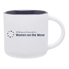 Minolo Ceramic Mug - 14 oz. - Women on the Move