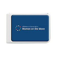 10,400 mAh Power Bank - 4.7 in. x 2.8 in. - Women on the Move