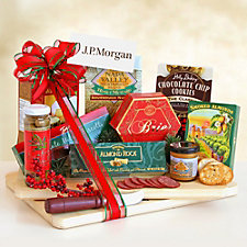 Share the Season Holiday Cutting Board - J.P. Morgan