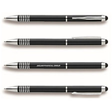 Metal Twist Stylus Pen - Jaguar Financial Group