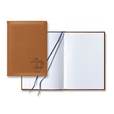Latigo Leather Medium Journal - JP Morgan
