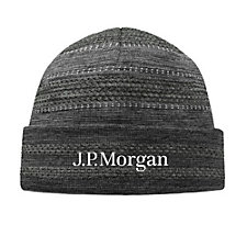 New Era On-Field Knit Beanie - J.P. Morgan