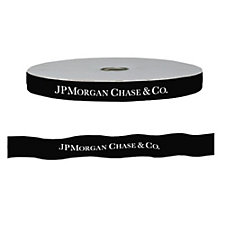 Custom Satin Ribbon - 0.875 in. - JPMC