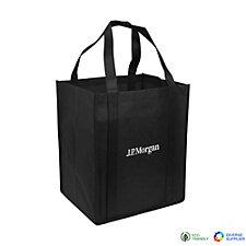 Big Storm Reusable Tote Bag - J.P. Morgan
