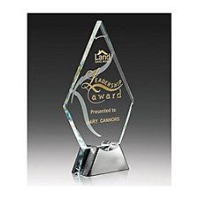 Glass Impressions Flame Award - JPMC