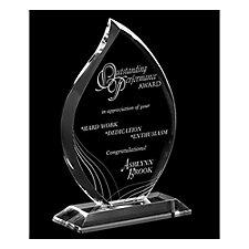 Flare Crystal Award - JPMC