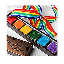 Brownie Points Rainbow Brownies - Chase Business Banking