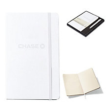 Moleskine Large Notebook and GO Pen Gift Set - Chase