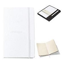 Moleskine Large Notebook and GO Pen Gift Set - J.P. Morgan