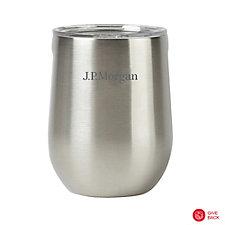 Corkcicle Stemless Cup - 12 oz. - J.P. Morgan