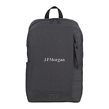 NBN Whitby Slim Computer Backpack with USB Port - 15 in. - J.P. Morgan
