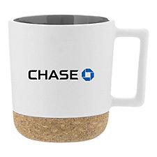 Iris Stoneware Mug - 12 oz. - Chase