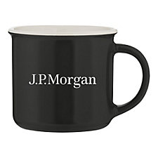 Kindle Stoneware Mug - 11 oz. - J.P. Morgan