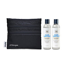 Soapbox Hand Sanitizer Duo Gift Set - J.P. Morgan