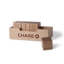 Everlasting Desk Calendar - Chase
