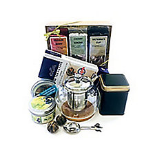 Silver Tips Deluxe Tea Box - Kosher - Chase Business Banking