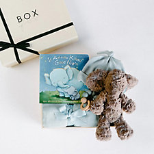 BOXFOX New Baby Boy Gift - Chase Business Banking