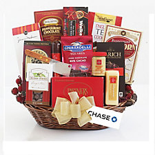 For the Whole Gang Gift Basket - Chase Business Banking