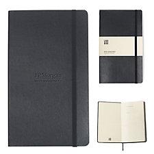 Moleskine Soft Cover Ruled Large Notebook - JPMWM