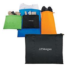 4 Piece Pack-Smart Organizing Bag Set - Ships in 48 Hours - J.P. Morgan