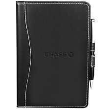 Ultra Hyde Hampton Jr. Writing Pad - 8.5 in. x 5.5 in. - Ships in 48 Hours - Chase