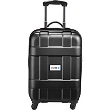 Luxe Hard Side 4-Wheeled Rolling Suitcase - 19 in. - Ships in 48 Hours - Chase