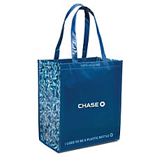 100% Recycled Shopper Tote - Ships in 48 Hours - Chase