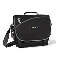 Freestyle Computer Messenger Bag - Ships in 48 Hours - Chase