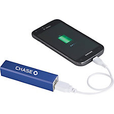 Jolt Charger - 2,200 mAh - Ships in 48 Hours - Chase