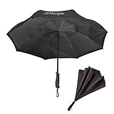 Rebel 2 Reverse Folding Umbrella - 48 in. - J.P. Morgan