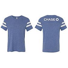 Alternative Eco Jersey Football T-Shirt - Unisex - Chase