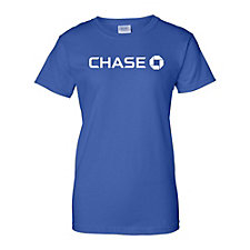Ladies Gildan Ultra Heavy Weight Cotton T-Shirt - Chase