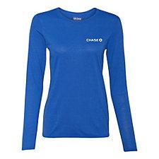 Gildan - Performance Ladies Long Sleeve Shirt - Chase