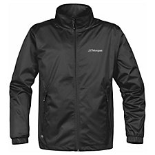 Mens Axis Shell Stormtech Jacket - J.P. Morgan