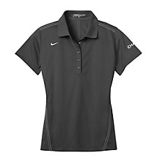 Nike Golf Ladies Dry-Fit Micro Pique Sport Shirt - Chase