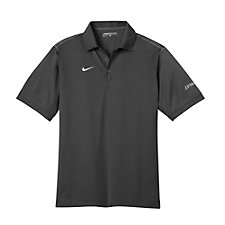 Nike Golf Dri-FIT Sport Swoosh Pique Polo - J.P. Morgan