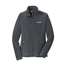 Eddie Bauer Ladies' Full-Zip Microfleece Jacket - Chase