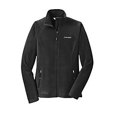 Eddie Bauer Ladies' Full-Zip Microfleece Jacket - J.P. Morgan