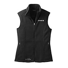 Eddie Bauer Ladies' Fleece Vest - Chase